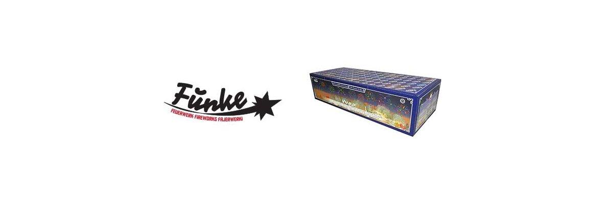 Funke Feuerwerk - Vivaldi (Neuheit 2020) - Funke Vivaldi - Mega Verbundfeuerwerk