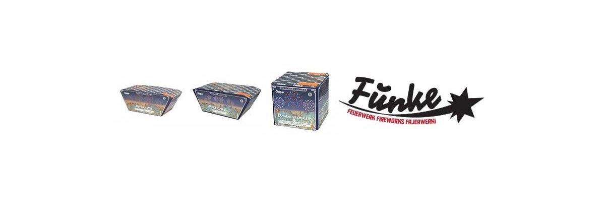 neu im Shop: Funke Feuerwerk Aethra Z-1 , Funke Austrum Z-1 & Funke Dahlienblinker - Funke Feuerwerk Aethra Z-1 , Funke Austrum Z-1 & Funke Dahlienblinker