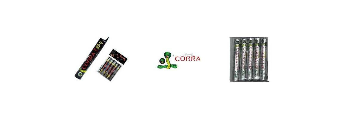 Cobra Böller von Di Blasio - BP Serie, legal in Deutschland erhältlich - Cobra 6 Böller von Di Blasio