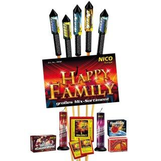 Nico - Happy-Family (Sortiment)