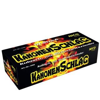 Nico - Kanonenschlag-Kubisch (10er-Pack)