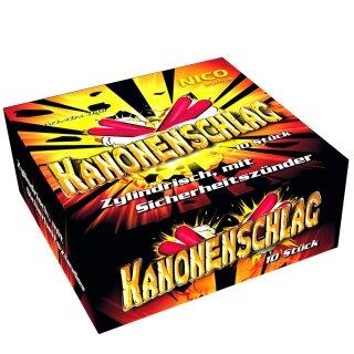 Nico - Kanonenschlag-Zylindrisch (10er-Pack)