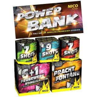 Nico - Power-Bank (5er-Batterie-Set)