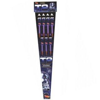 T2 Raketen (7er-Pack)