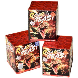 Klasek Roar-of-the-Beast 16-Schuss-30mm