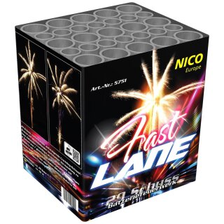 Nico - Fast-Lane
