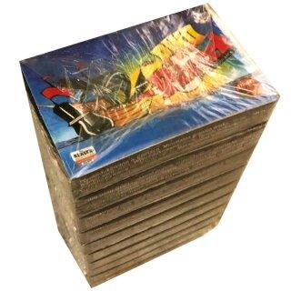Klasek Piko Pirat Reibkopfknaller (10x60 Stück)